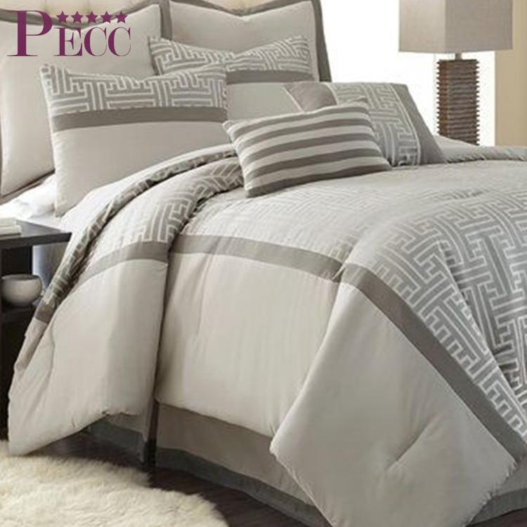 Wholesale Cotton Quilt Plain Textile Cheap Duvet Made In China