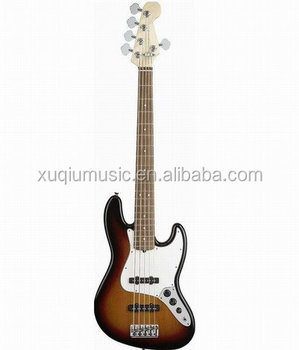 SNEB003 5 String Bass Guitar , Color Electric Bass