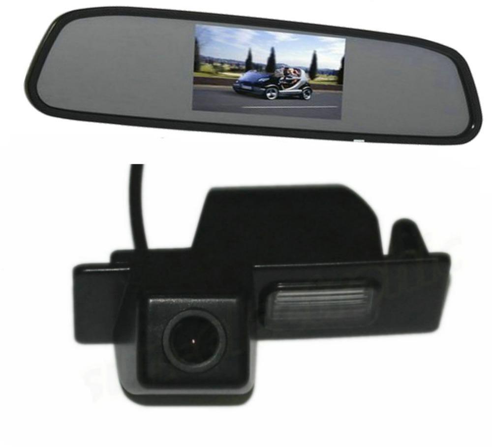 ccd car rear view camera rear view mirror monitor for chevrolet aveo trailblazer cruze h b. Black Bedroom Furniture Sets. Home Design Ideas