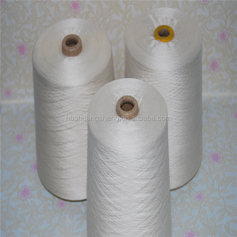 factory price free sample 30s 40s 45s 50s 60s 100% Viscose yarn stock available