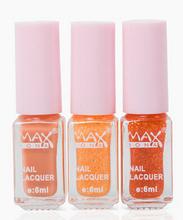 New Gel Nail Polish 3PCS SET Maxdona Nail Polish 3 Color Gradient Cocktail Magic Nail Gel