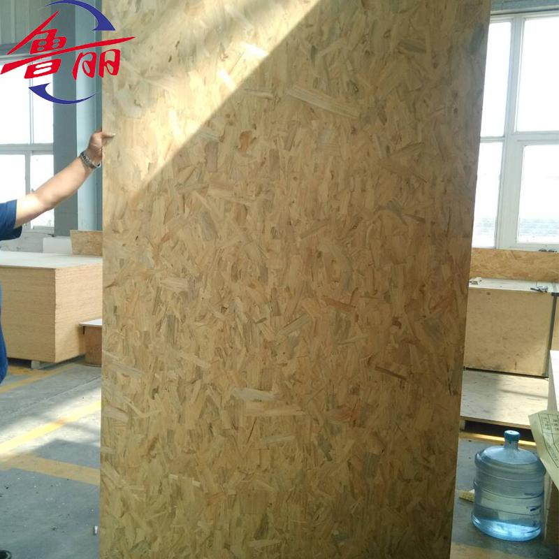 FSC certificate pine material OSB