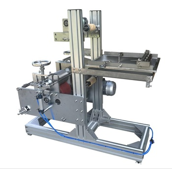 Fast And Stable Operation Hygienic Production Paper Straw Machine