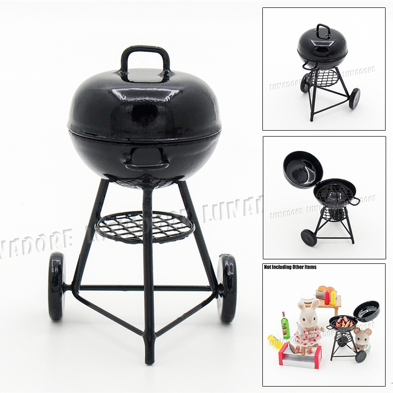 online kaufen gro handel miniatur bbq grill aus china. Black Bedroom Furniture Sets. Home Design Ideas