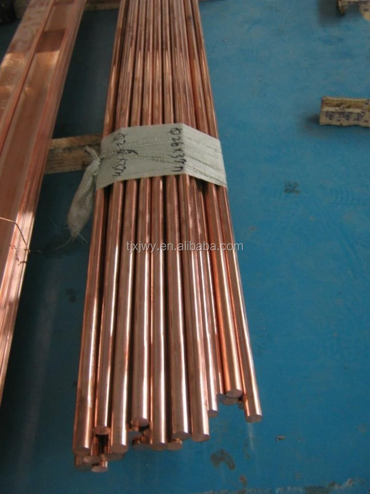 Cathode copper / BeCu bar rod / Beryllium copper C17200 c17300 c17510