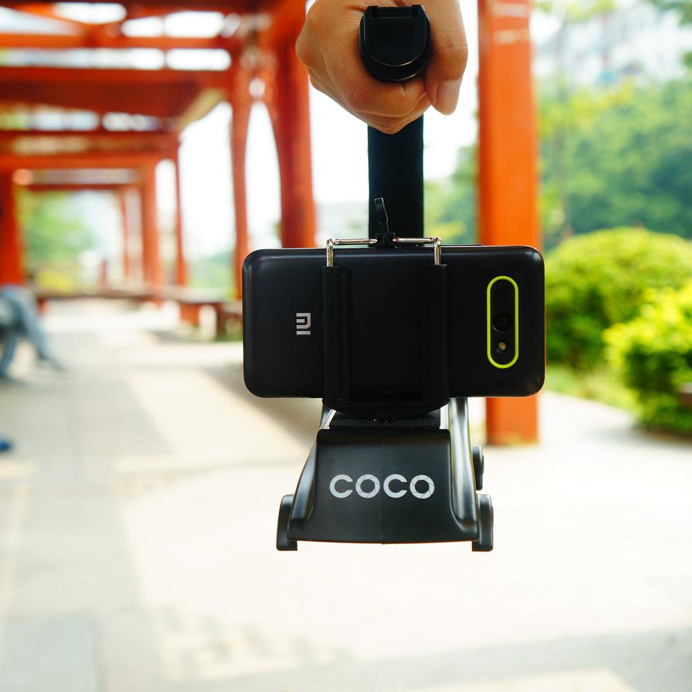 Коко ручной видео стабилизатор Steadycam для iPhone 6 5S 4S, Для Xiaomi 4 Samsung Galaxy 4 HTC one M8 Huawei смартфонов