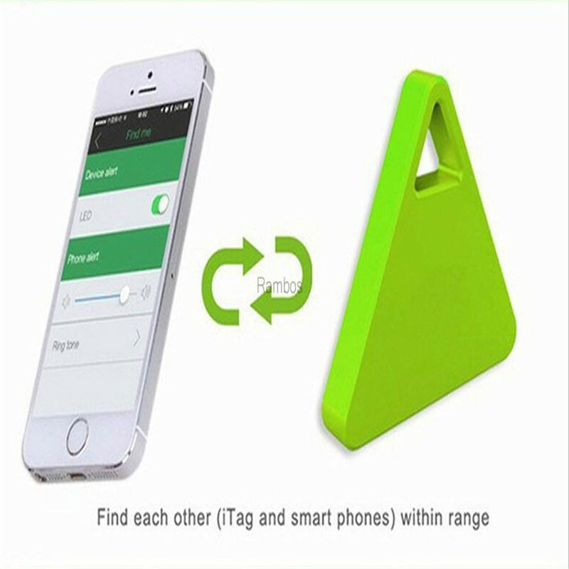 Смарт-чехол беспроводная связь Bluetooth 4.0 трекер ключ найти анти-потерянные дети сигнализации телефон anti-потерял напоминание GPS локатор треугольник