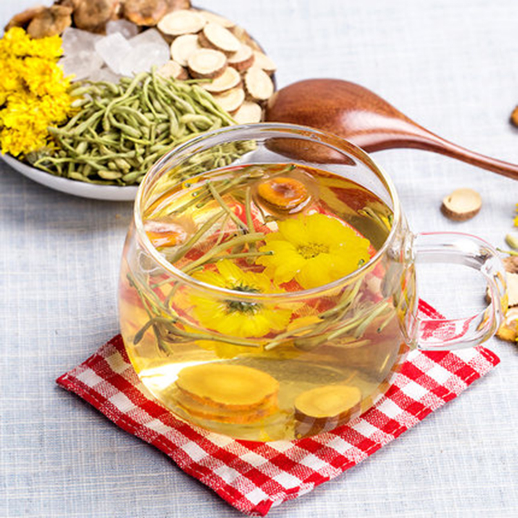 Chinese Wholesale Sweet Health Mangosteen Honeysuckle Tea - 4uTea | 4uTea.com