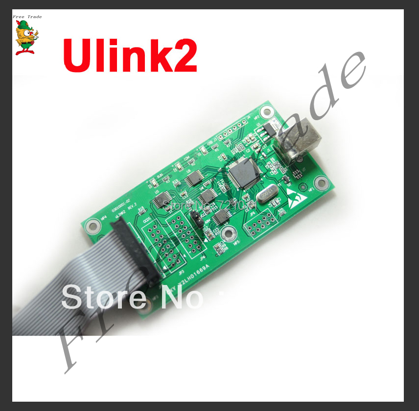 Купить u-link2, ulink2 arm эмулятор, stm32 развития