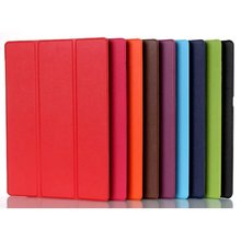 Luxury ultra Slim Custer PU leather case For Lenovo TAB 2 X30 X30F X30M A10-30 10.1 tablet case + Screen protector