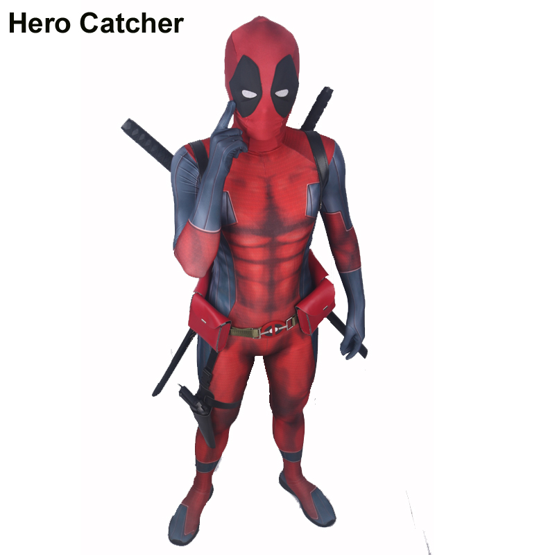 Deadpool Kostüm-Kaufen BilligDeadpool Kostüm Partien Aus