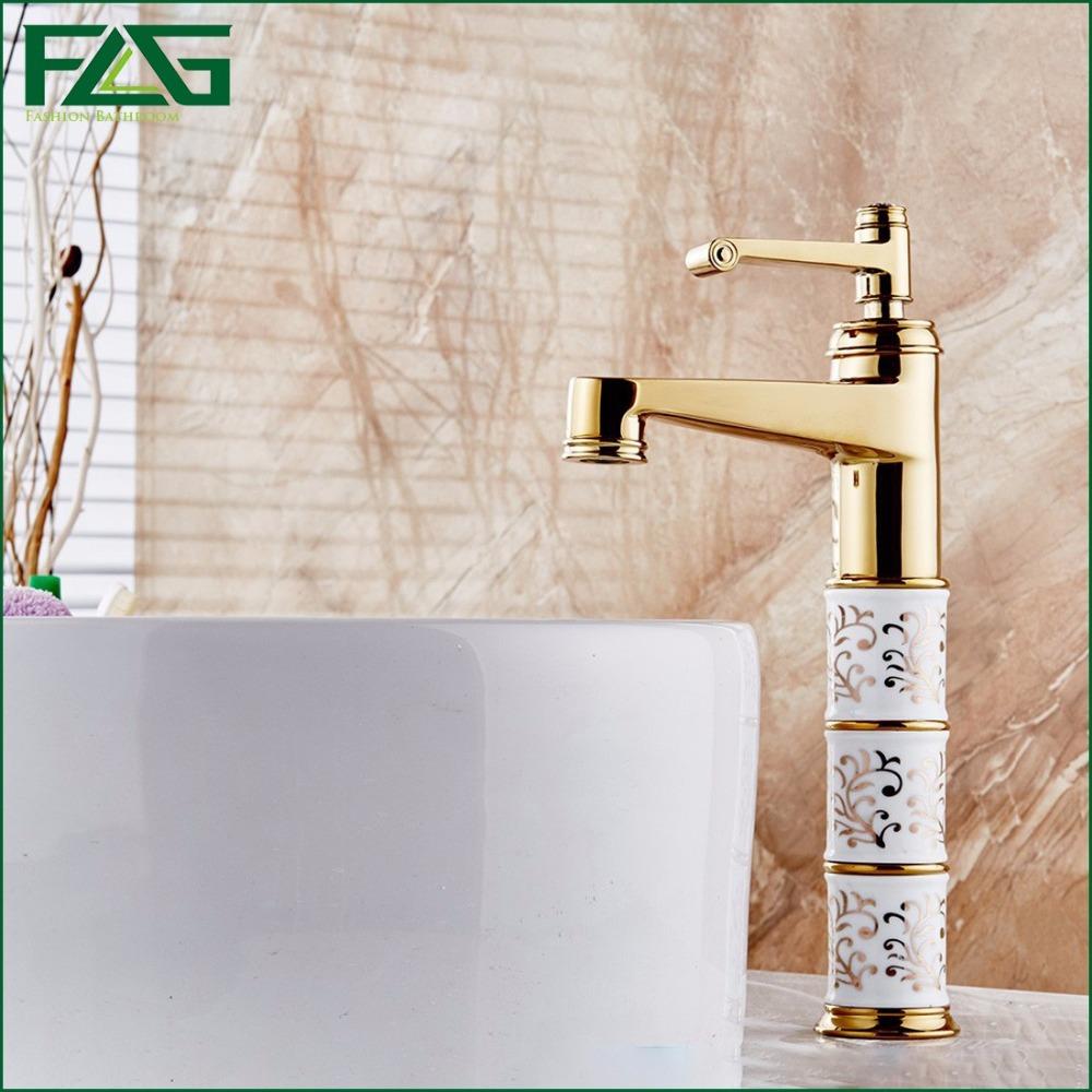 online kaufen gro handel gold wasserhahn aus china gold wasserhahn gro h ndler. Black Bedroom Furniture Sets. Home Design Ideas