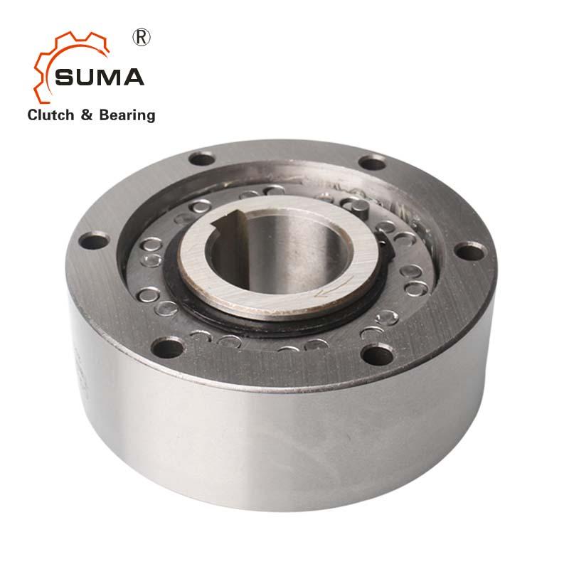RSCI 60 small wheel bearing one way sprag clutch bearing
