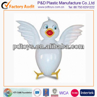 pvc inflatable animal toy for kids