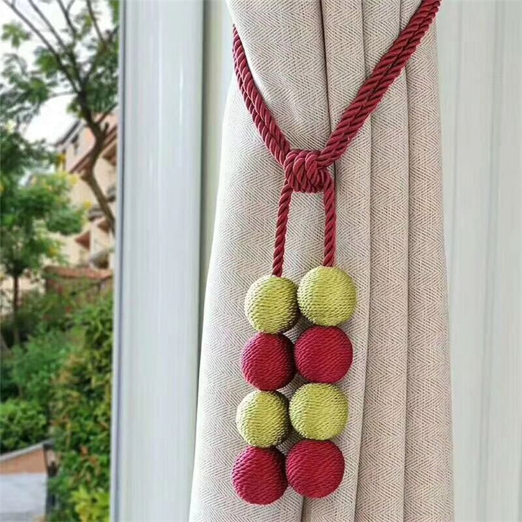 China manufacturer, cheap home accessories wholesale curtain tiebacks @ high quality curtain accessory