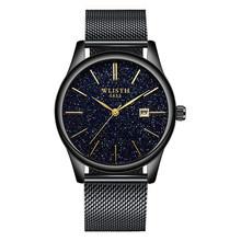 Новинка 2020, Роскошные водонепроницаемые мужские кварцевые часы класса люкс с изображением звездного неба, Роскошные мужские часы Rolex_watch(Китай)