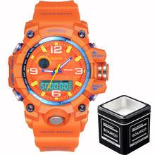Часы BOAMIGO женские, спортивные, кварцевые, цифровые, для плавания(Китай)