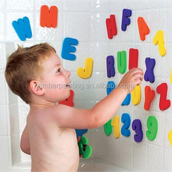 Детские Игрушки для раннего развития, нетоксичные Пены для ванны, детские игрушки