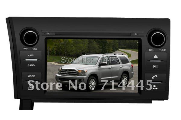intelligent 2007 2012 toyota tundra sequoia 7 inch. Black Bedroom Furniture Sets. Home Design Ideas