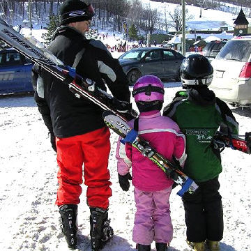 Ski snowboard easy handbag Belt