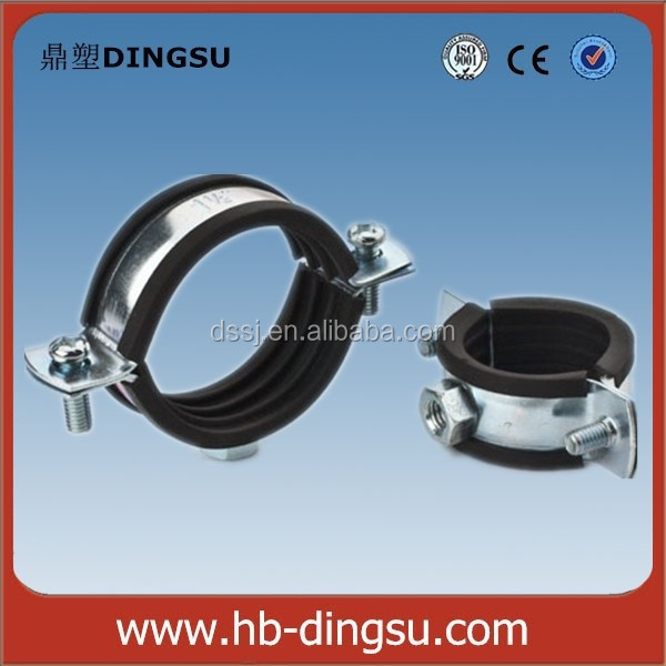 Customized drawing manufacturing 4 inch pipe clamp