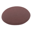 round brown pillow 12