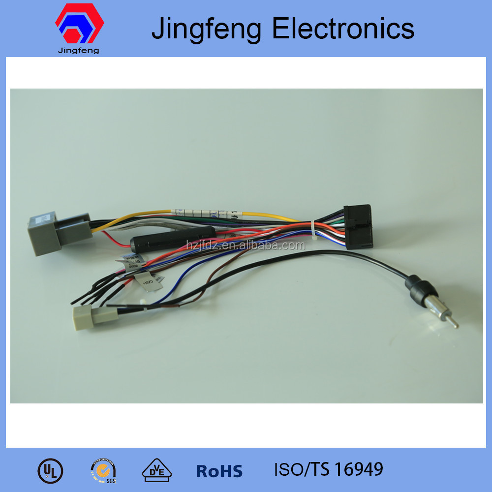 oem electric wire harness from factory for honda fit buy. Black Bedroom Furniture Sets. Home Design Ideas