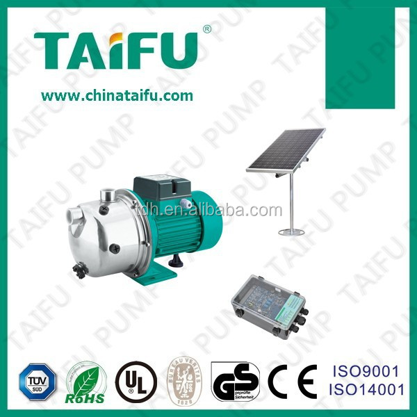 MPPT technology 5TSC Centrifugal Solar Pump Systems