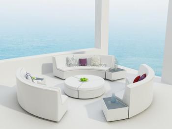 Rattan Semi Circle Sofa Rattan Furniture View Semi Circle