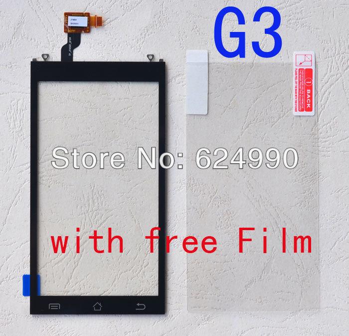 Для JY G3T сенсорный экран G3S планшета замена для JIAYU G3 G3S касание мини-панели черный