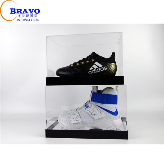 Personnalisé Acrylique Sneaker Boîte De Rangement En Plexiglas ...