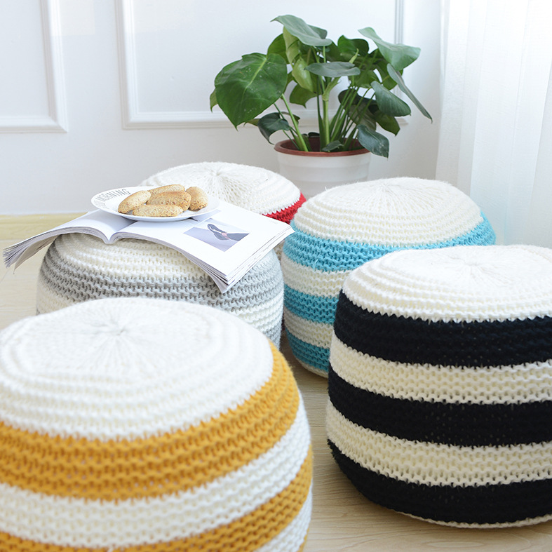 Large Chunky Crochet Cotton Round Pouf Ottoman Handmade Knitted Foot Stool Pouf Knitted Crochet Stool Round Ottoman Stool Pouf Buy Footrest Ball Ottoman Pouf Footstool Floor Ottoman Pouffe Ottoman Footstool Product On Alibaba Com