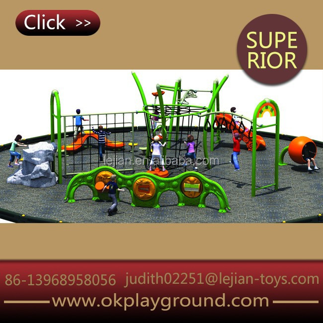 Safety rotational factory price bodybuilding playground