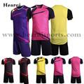 Professional Soccer Uniform High Quality Printing Jersey For Men High end Custom Camisetas De Futbol 2016