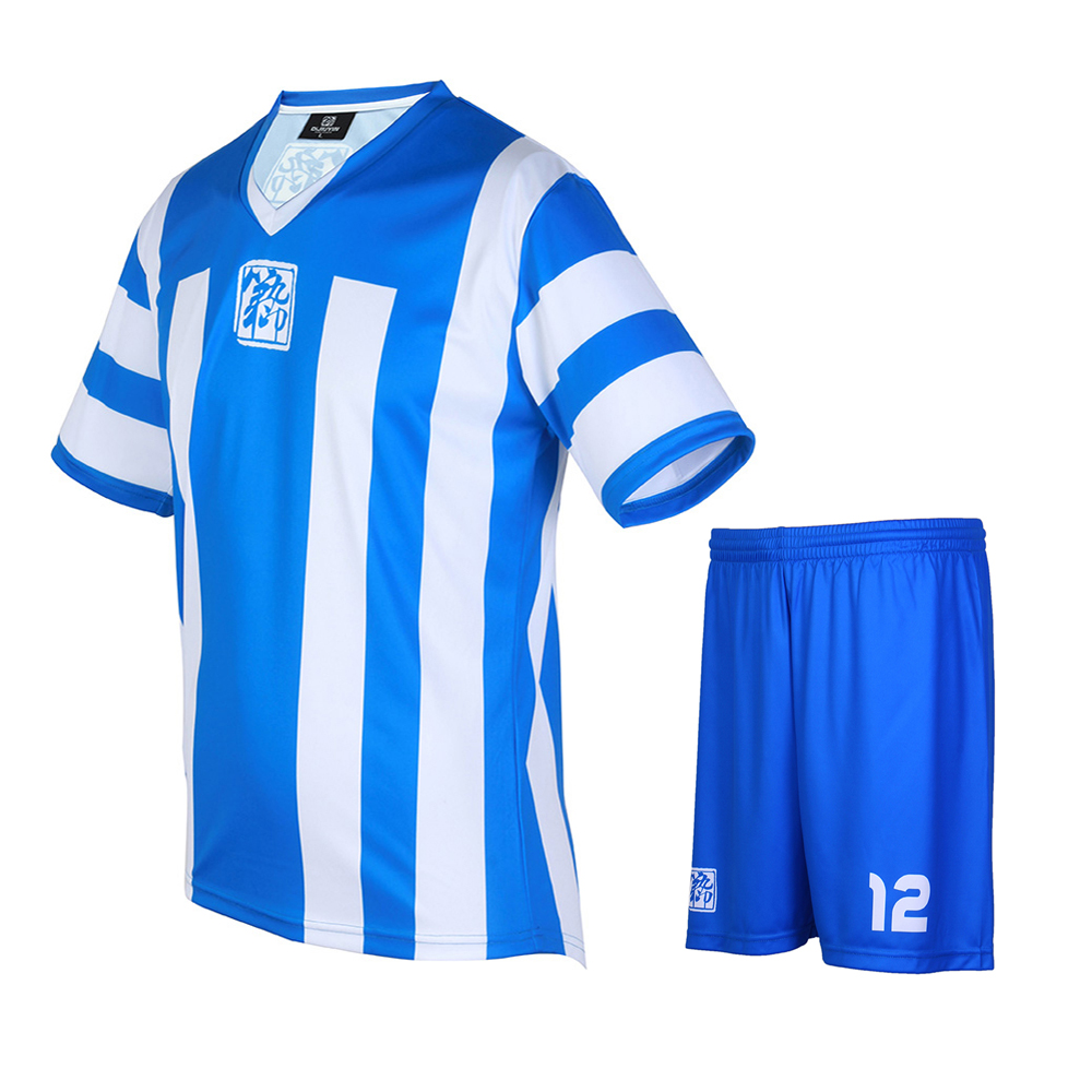 Oem Best Quality Youth Football Jerseys Wholesale Sublimation ...