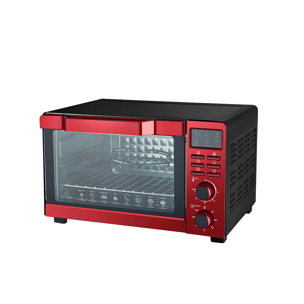 Good price custom color multi-function high-speed toaster oven