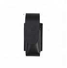 Leather Holster Police Duty Tactical Synthetic Leather Chemical Spray Holster
