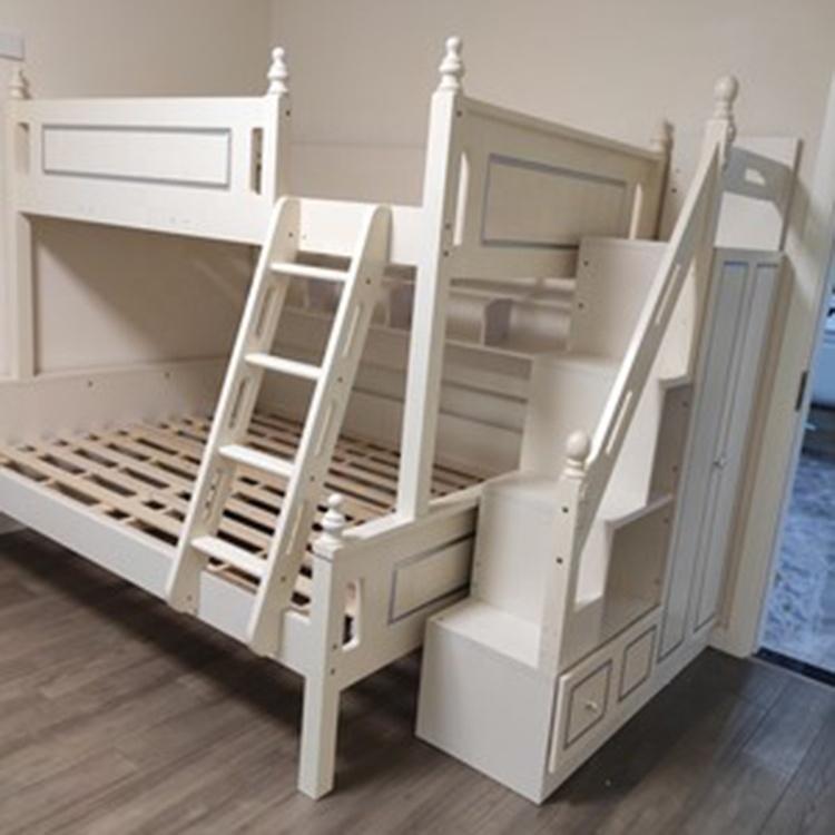 Modern Bedroom Furniture Wooden Kids Bunk Bed With Slide Buy Kids Bunk Bed With Slide Bunk Bed Prices Girls Bunk Bed Product On Alibaba Com