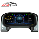Radio Player Bluetooth AuCAR Android Instrument Panel Touch Screen For Toyota Prado 150 2010 - 2017 Car DVD Radio Player GPS Multimedia HD Bluetooth