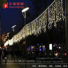 Christmas Rgb Christmas Light Outdoor Wedding Garden Decorations Falling Rgb Colourful String Icicle Light