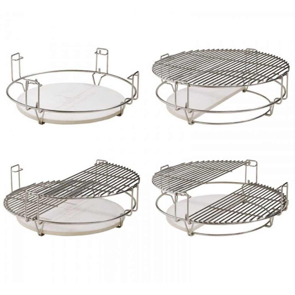 Divide& Conquer Cooking System Kamado Accessories