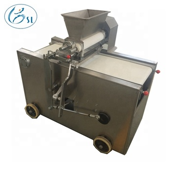 Newest biscuit factory machine, biscuit forming machine with best service