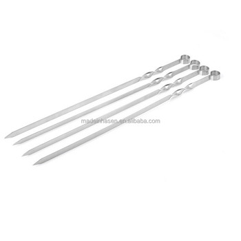 Free sample!!! USA Kebab Skewers Stainless Steel