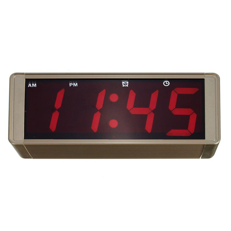 ultra modern alarm clock - photo #17