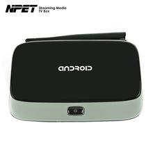 Android TV Box CS918/Q7 2G/8G GPU RK3188 Smart Google TV Bluetooth HDMI Quad-core WiFi Mini KODI Internet TV With Remote Control
