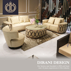 new design furniture living room lounge sofa sets Italian modern nubuck leather sofa furniture living room