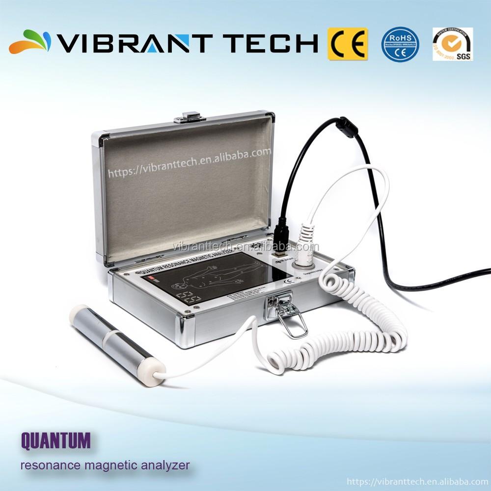 Многоязычный резонансный магнитный анализатор здоровья тела QTM