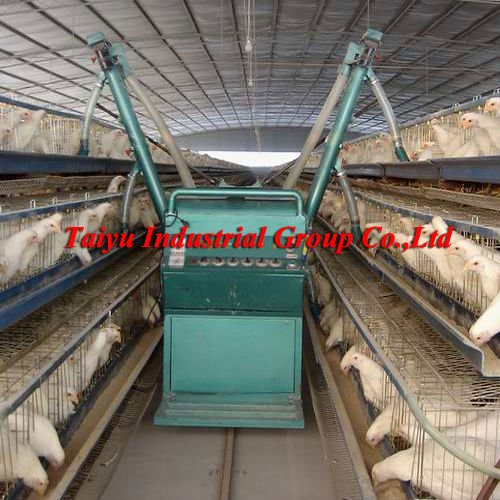 China Semi Automatic Poultry Farming Equipment View Poultry Farming Equipment Taiyu Product Details From Anping County Haiyue Wire Mesh Manufacturing Co Ltd On Alibaba Com