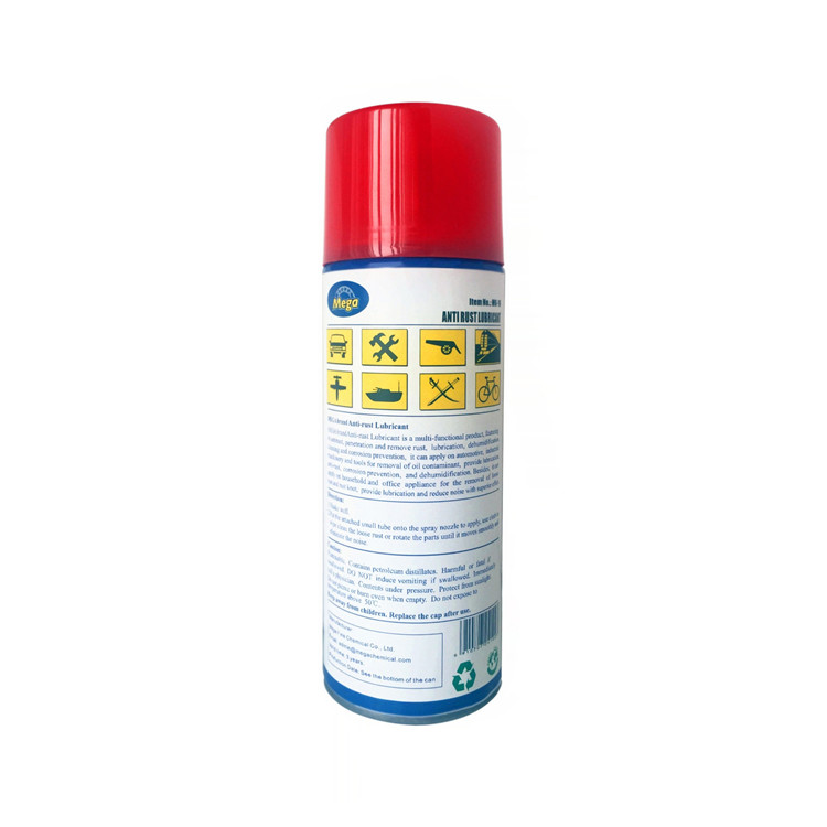 450ml Premium Quality lubricant anti rust chemical
