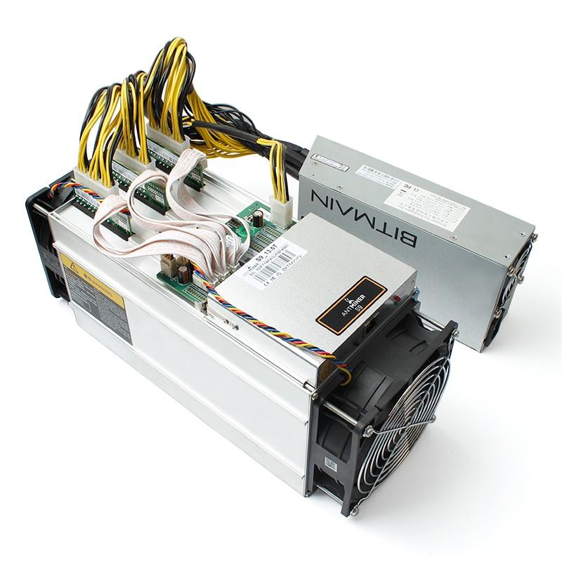 calcolatore minerario bitcoin s9